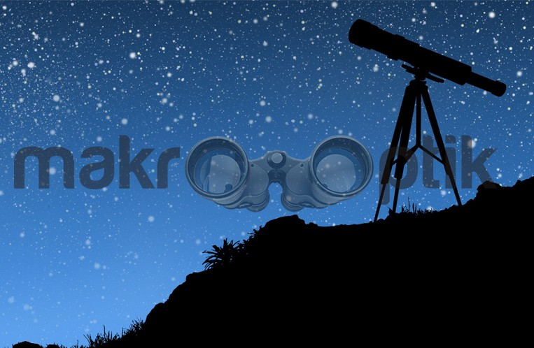 Makroptik dürbün ve teleskop dünyası