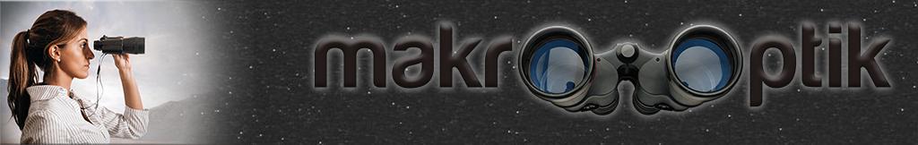 Makro Optik Dürbün ve Teleskop Dünyası